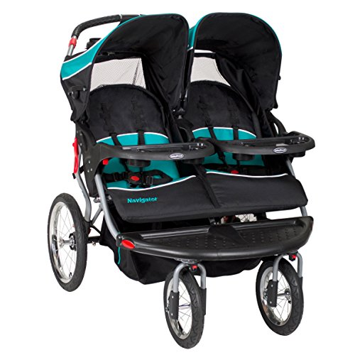 The Five Best Double Jogging Strollers * Katherine Rosman