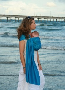 Beachfront ring sling