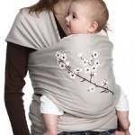 Moby Wrap UV 50+ SPF Baby Carrier Review