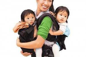 TwinGo Original Twin Baby Carrier Review