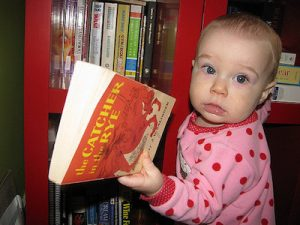 baby proof bookshelves