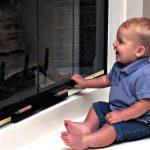 babyproof fireplace