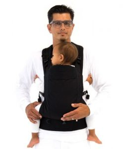 Best baby carrier for dads shades of manliness for Daddy carrier