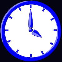 kids charades clock