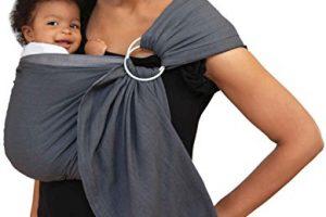 maya padded ring sling