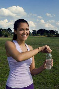 postpartum rash prevention hydration