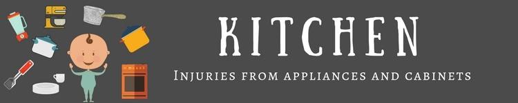 infant kitchen injuries