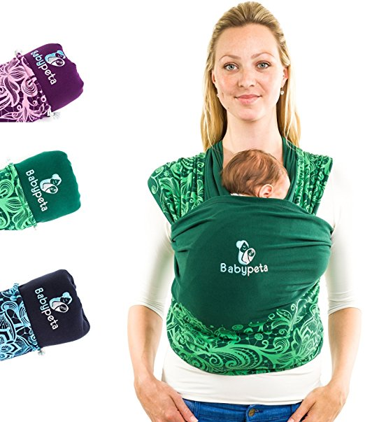 Best Baby Wrap Carriers With Patterns Katherine Rosman