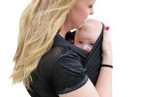 babywearing benefits research