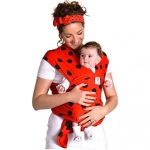 ladybug wrap pattern