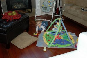baby proof electrical outlets