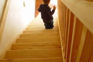 baby proof stairs