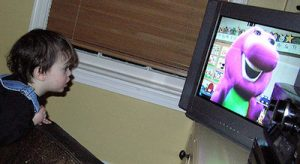 baby proofing tv