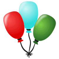 balloons charades idea for kids