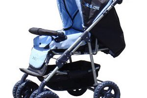 bebelove deluxe stroller review