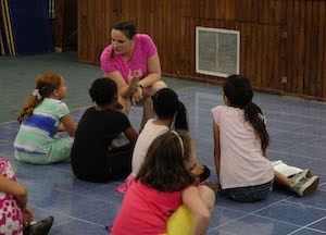 charades demo for kids