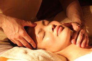 post partum massage relaxation