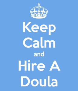 postpartum doula hire