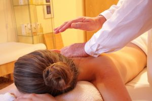 postpartum mom massage