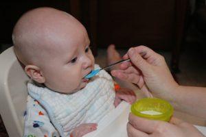 supplement baby diet